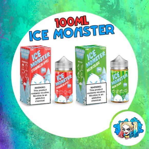 Ice Monster by Jam Monster 100ml
