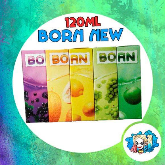 Born NEW 120ml купить жидкость в Воронеже