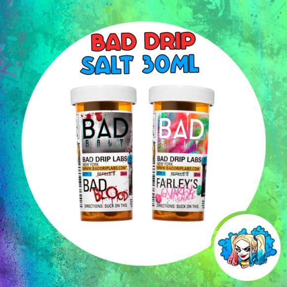 Bad Drip Salt 30ml купить жидкость в Воронеже