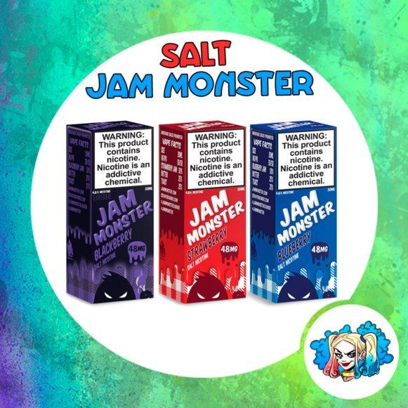 Jam Monster Salt 30ml Купить жидкость в Воронеже