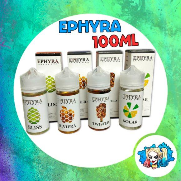 Ephryra 100ml купить жидкость в Воронеже