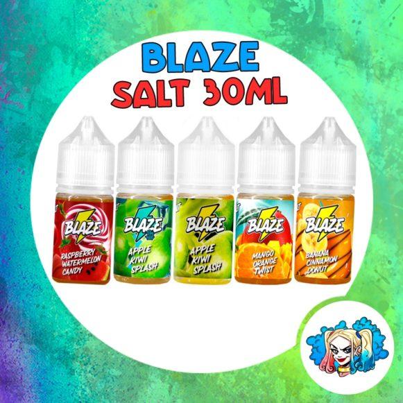 Жидкость Blaze salt 30ml 25mg купить в Воронеже