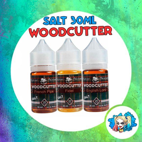 WoodCutter Salt 30ml 20mg купить жидкость для пода в Воронеже