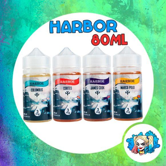 Harbor 80ml табачную жидкость купить в Воронеже