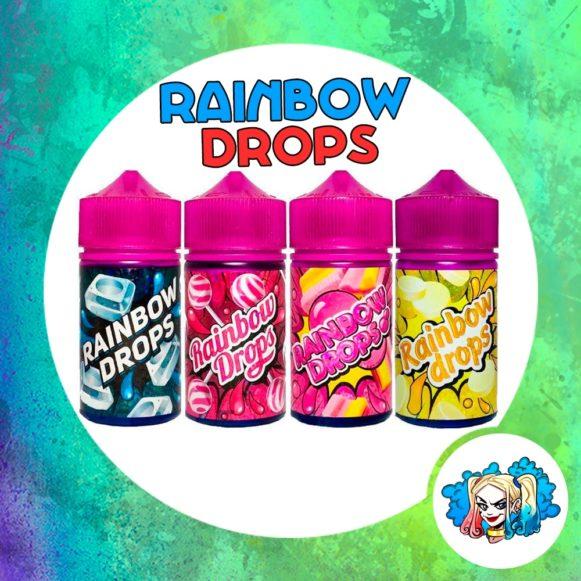 Rainbow Drops 80ml купить жидкость в Воронеже