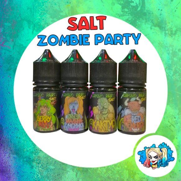 Zombie Party salt купить жидкость для POD-Систем в Воронеже