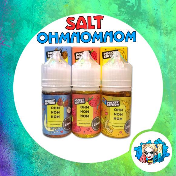 ohmnomnom-salt купить жидкость в Воронеже