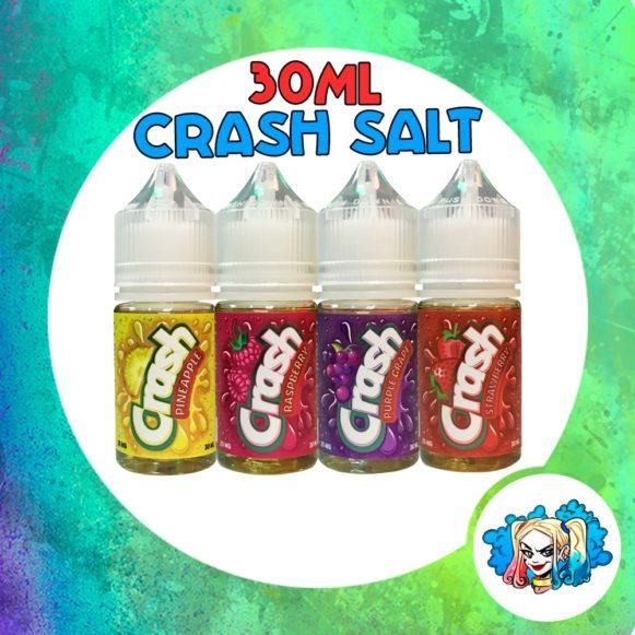 Cotton Candy Crash Salt 30ml купить жидкость для POD-Систем в Воронеже
