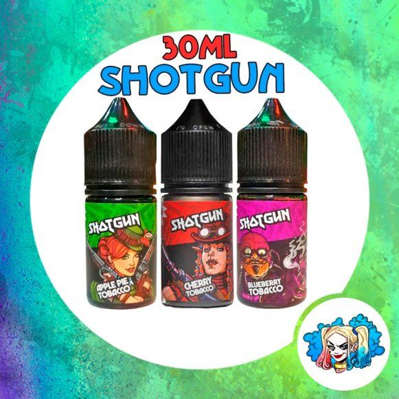 ShotGun 30ml Купить табачную для POD-систем жидкость в Воронеже