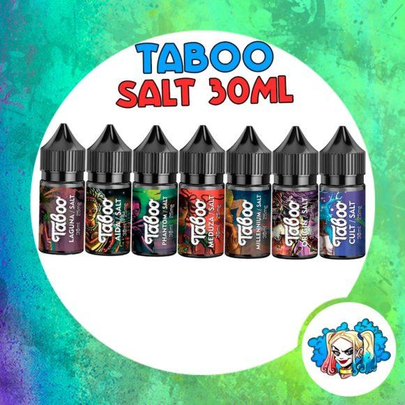 Taboo Salt 30ml купить жидкость в Воронеже