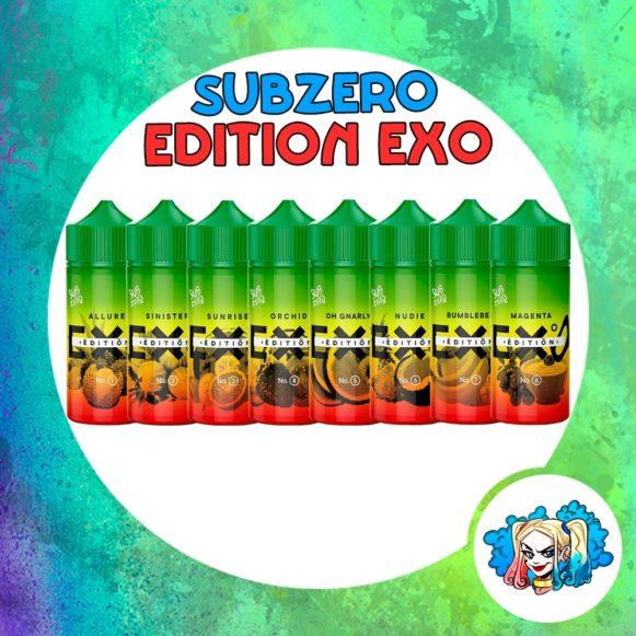 Edition Exo Subzero 80ml купить в Воронеже