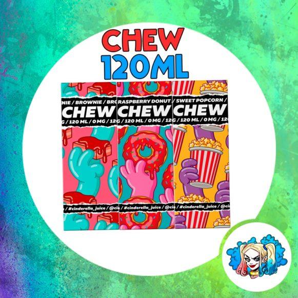 Chew 120ml купить выпечку в Воронеже