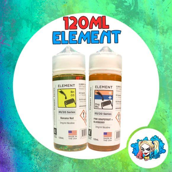 Element 120ml купить премиальную жидкость в Воронеже