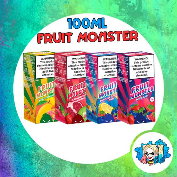 Fruit Monster 100ml купить жидкость в Воронеже