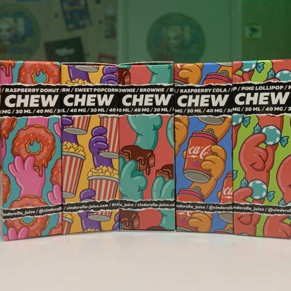 Chew купить жидкость в Воронеже