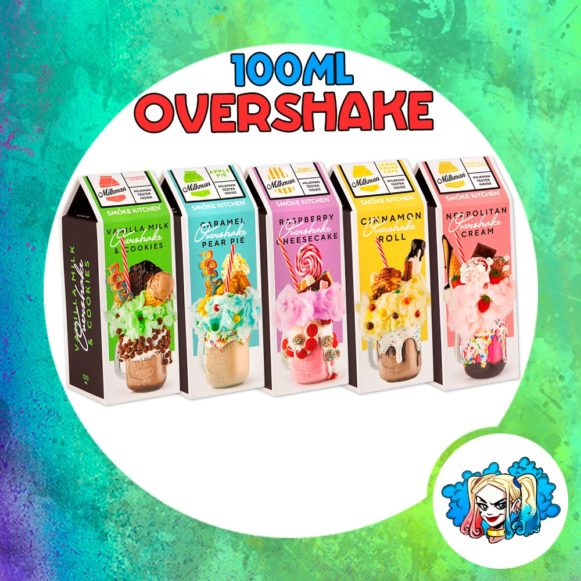 Smoke Kitchen Milkman Overshake 100ml