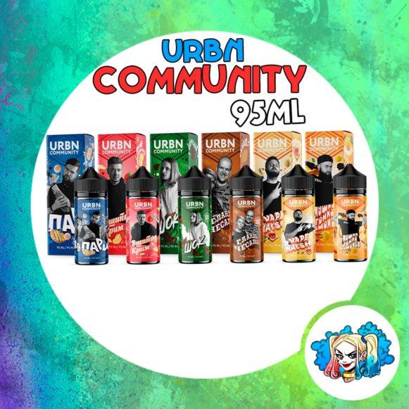 URBN Community 95ml купить жидкость в Воронеже