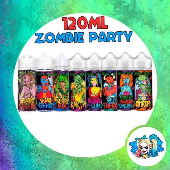 Zombie party 120ml купить в Воронеже