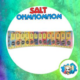 Ohm Nom Nom Salt и SE salt