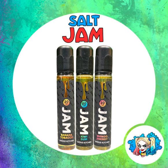 Smoke Kitchen Jam Salt 30ml купить жидкость в Воронеже