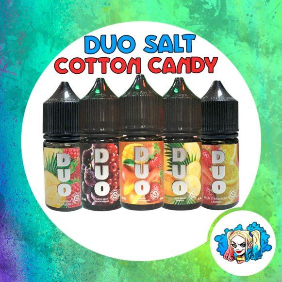 Cotton Candy DUO Salt 30ml купить в Воронеже