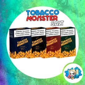 Tobacco Monster Salt