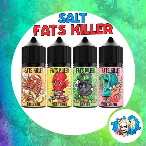 Fats Killer 30ml Salt купить жидкость в Воронеже