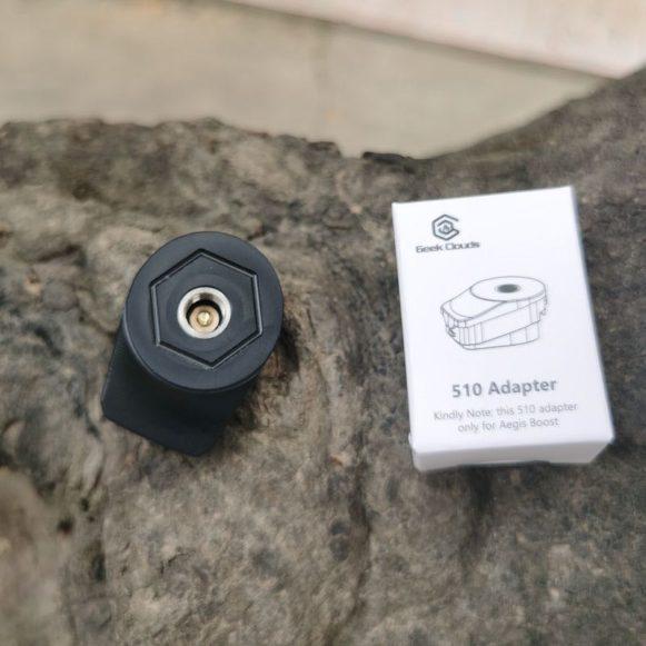 Адаптер 510-коннектор для Geekvape Aegis Boost