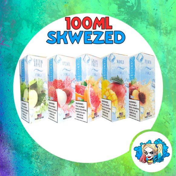 Skwezed ice 100ml купить премиальную жидкость в Воронеже