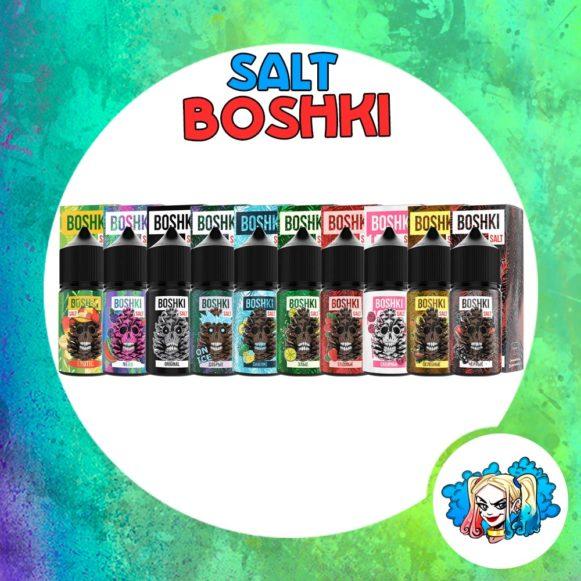 Boshki Salt 30ml купить жидкость в Воронеже
