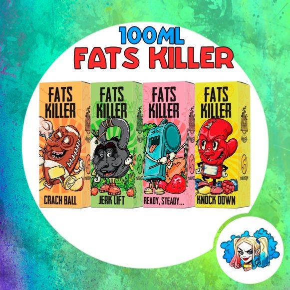 Fats Killer 100ml купить жидкость в Воронеже