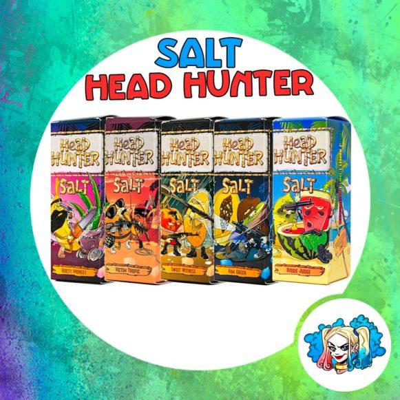 Head Hunter salt 30ml купить жидкость в Воронеже