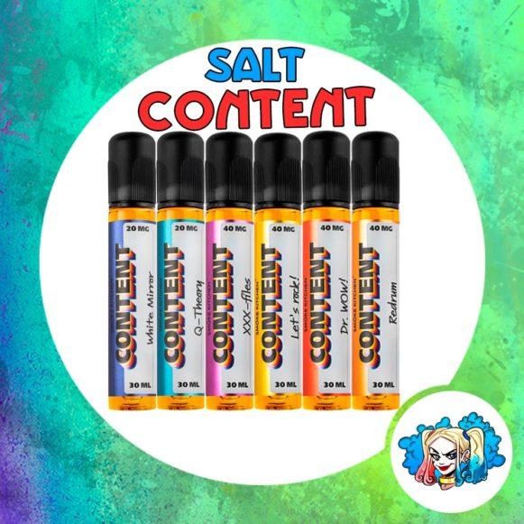 Smoke Kitchen Content Salt 30ml купить жидкость в Воронеже