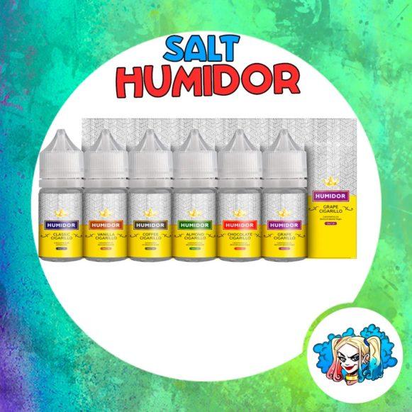 Humidor 30ml Salt купить табачную жидкость в Воронеже